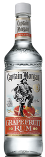 Captain Morgan Rum Grapefruit 750ml